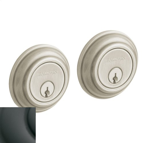 Oil-Rubbed Bronze Traditional Deadbolt