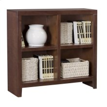 "38"" Cube plus Bookcase"