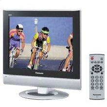 """20"""" Diagonal LCD TV"""