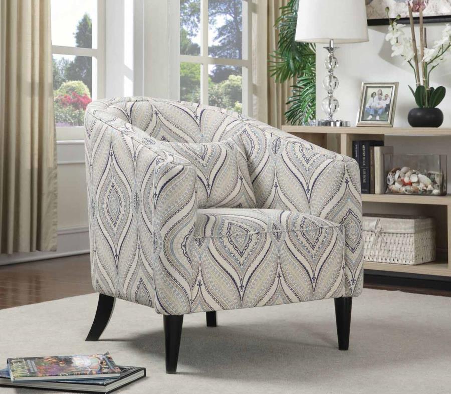 Merveilleux Accent Chair Hidden
