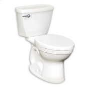 Champion 4 Right Height Round Front Toilet - 1.28 GPF - White