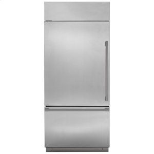 "MonogramMonogram 36"" Built-In Bottom-Freezer Refrigerator"