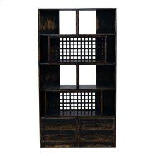 Compartments Bookshelf