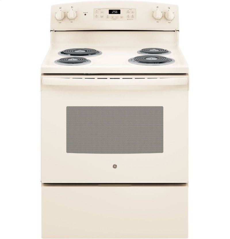JB256DMCC in Bisque by GE Appliances in Denver, CO - GE® 30