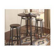 Round Dining Room Bar Table Product Image