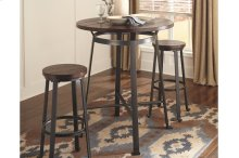 Round Dining Room Bar Table