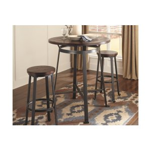 Ashley FurnitureSIGNATURE DESIGN BY ASHLERound Dining Room Bar Table
