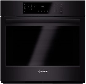 "30"" Single Wall Oven 800 Series - Black"