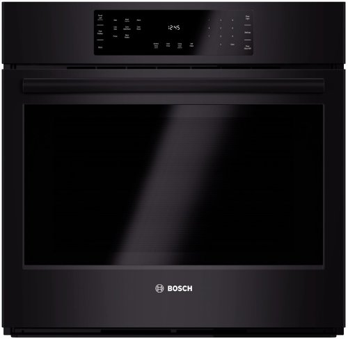 "30"" Single Wall Oven 800 Series - Black"