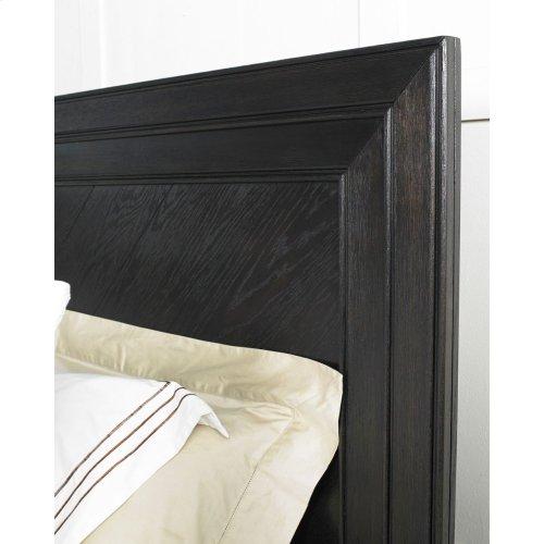 "Montana King Bed Footboard, Brown, 82""x2""x20"""