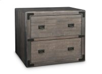Saratoga 2 Drawer Lateral Filing Cabinet Product Image
