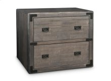 Saratoga 2 Drawer Lateral Filing Cabinet