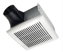 InVent Series 80 CFM 0.8 Sones Finish Pack with White Grille; ENERGY STAR® Certified