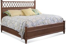 Columbia King Bed