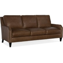 Bradington Young Caroline Stationary Sofa 8-Way Tie 510-95