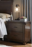 Nightstand - Saddle Finish Product Image