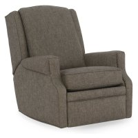 Living Room Lewis Swivel Glider Recliner Product Image