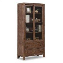 Hampton Sliding Door Bookcase