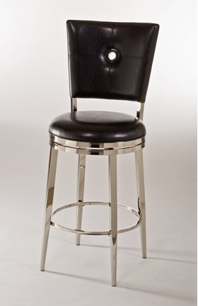 Montbrook Counter Stool Black