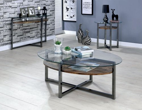 Mcmurray End Table