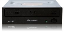 12x Internal BD/DVD/CD Burner. Supports BDXL™ media. Cyberlink® software included. SATA interface.