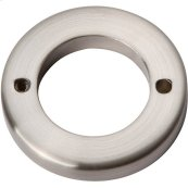 Tableau Round Base 1 7/16 Inch - Brushed Nickel
