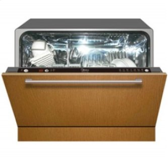 "24"" Fully Integrated Compact Dishwasher"