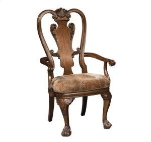New Orleans Arm Chair