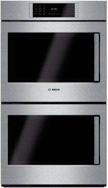 """30"""" Double Wall Oven Left Swing Door Benchmark Series - Stainless Steel"""