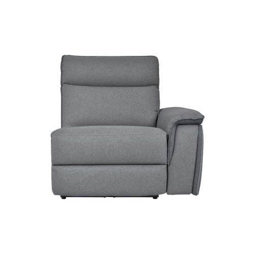 Power Right Side Reclining Chair with Power Headrest and USB Port