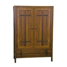 Cabot 1-Piece Armoire