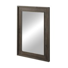 "River View 25"" Mirror - Coffee Bean"