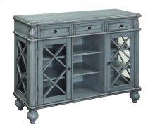 3 Drw 2 Dr Bookcase