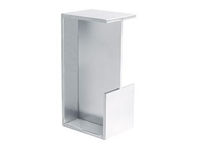 Sliding Door Edge Pull (stainless Steel)