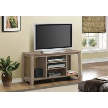 "TV STAND - 48""L / DARK TAUPE"
