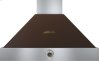 Hood DECO 36'' Brown matte, Bronze 1 blower, analog control, baffle filters