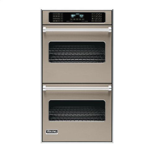 """Taupe 27"""" Double Electric Touch Control Premiere Oven - VEDO (27"""" Wide Double Electric Touch Control Premiere Oven)"""