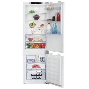 "Beko22"" Built-In Bottom Freezer Refrigerator with Ice Maker"