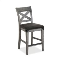 Cross Back Dining Chair Product Image