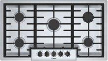 """500 Series 36"""" 5 Burner Gas Cooktop, NGM5656UC, Stainless Steel"""