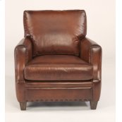 Maxfield Leather Chair