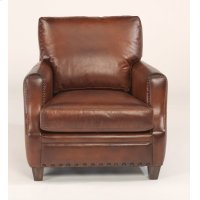 Maxfield Leather Chair Product Image