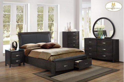 Homelegance 1737G Lyric Bedroom set Houston Texas USA Aztec Furniture