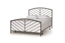 Essex Full Bed Set - Metallic Brown