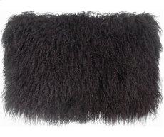 Tibetan Sheep Dark Grey Long Pillow Product Image