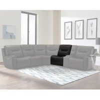 Legend Ozone Manual Armless Recliner Product Image