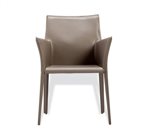 Jada Arm Chair - Taupe