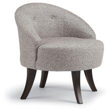 VANN Swivel Barrel Chair