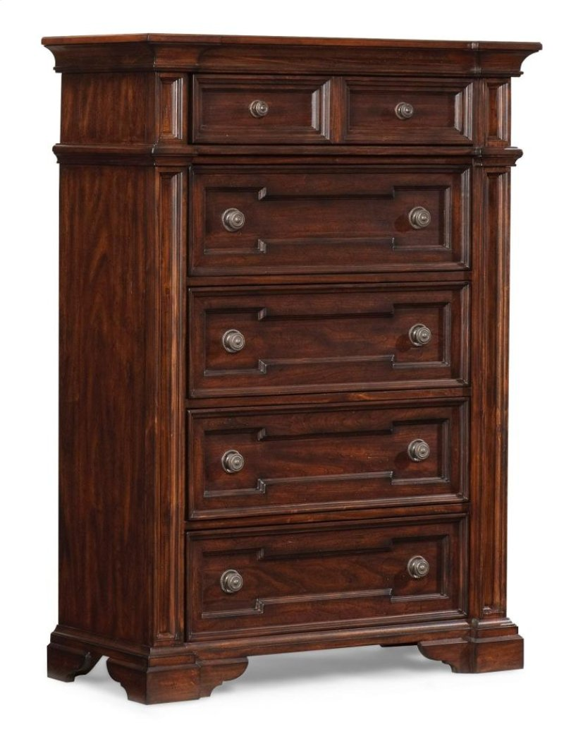Klaussner 872 681 CHEST San Marcos Drawer Chest in in