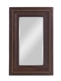 Hughes Upholstered Mirror Horizontal Product Image